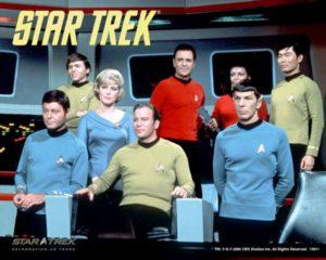 ¿CÓMO VAS A CELEBRAR LOS 48 AÑOS DE LA SERIE STAR TREK?